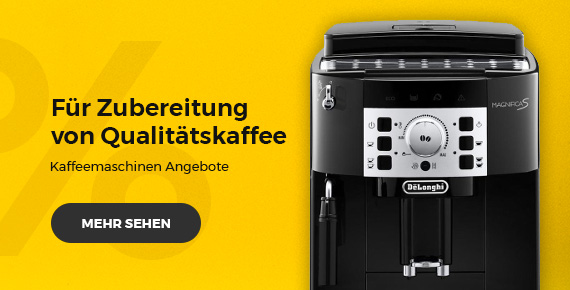 Kaffeemaschinen Angebote