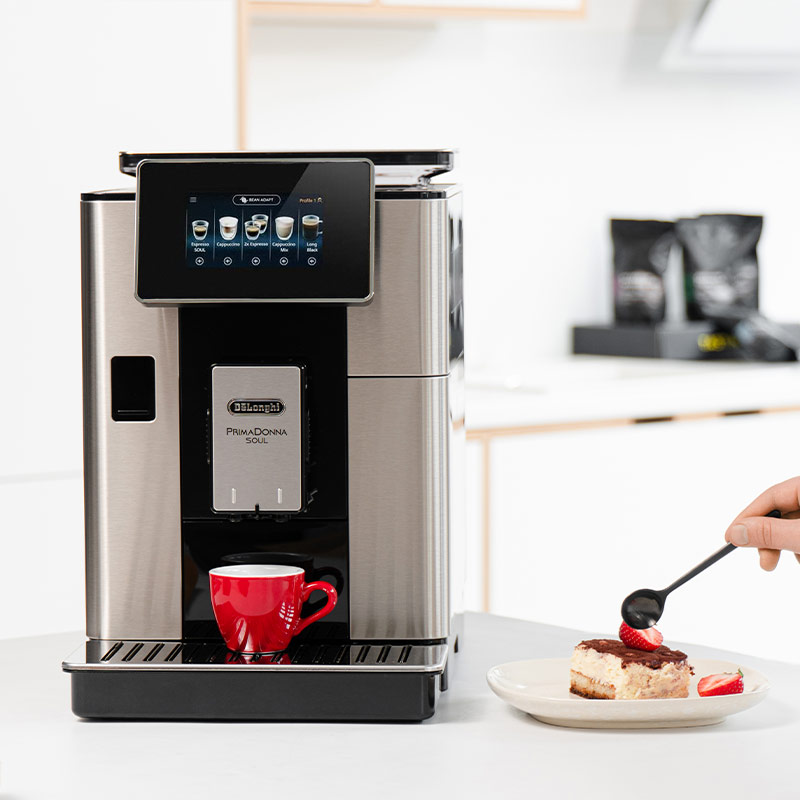Espresso-Kaffeevollautomaten
