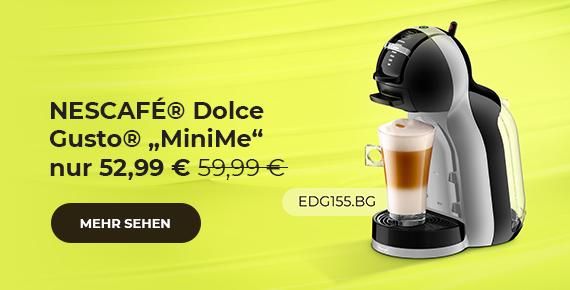 "NESCAFÉ® Dolce Gusto® ""MiniMe EDG155.BG"" nur 52.99 €"