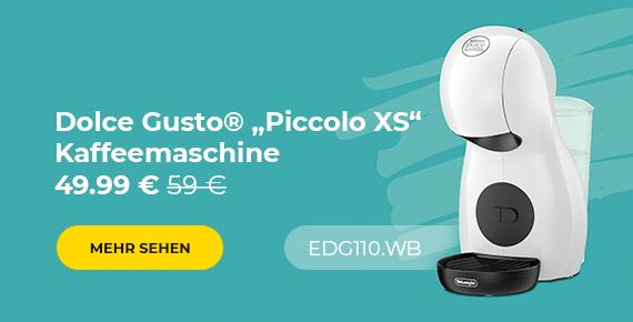 Dolce Gusto® Piccolo XS EDG110.WB