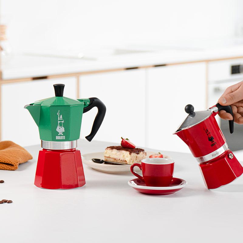 Espressokocher (Mokkakanne)