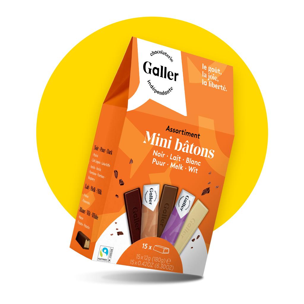 Galler Schokoladensortiment -25%