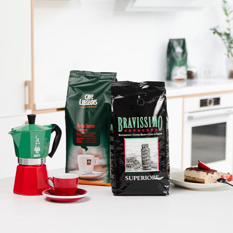 Kaffee-Reise | Italien