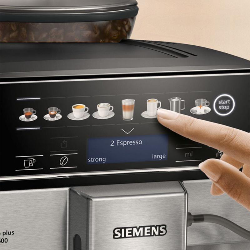 Alle beliebtesten Kaffeegetränke auf einen Knopfdruck
