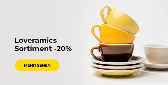 Loveramics Sortiment -20%