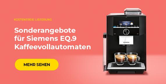 Speciale aanbiedingen Siemens 9 serie koffiezetapparaten