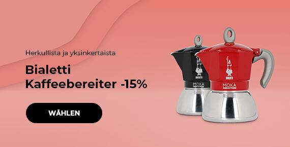 Bialetti Kaffeebereiter -15%