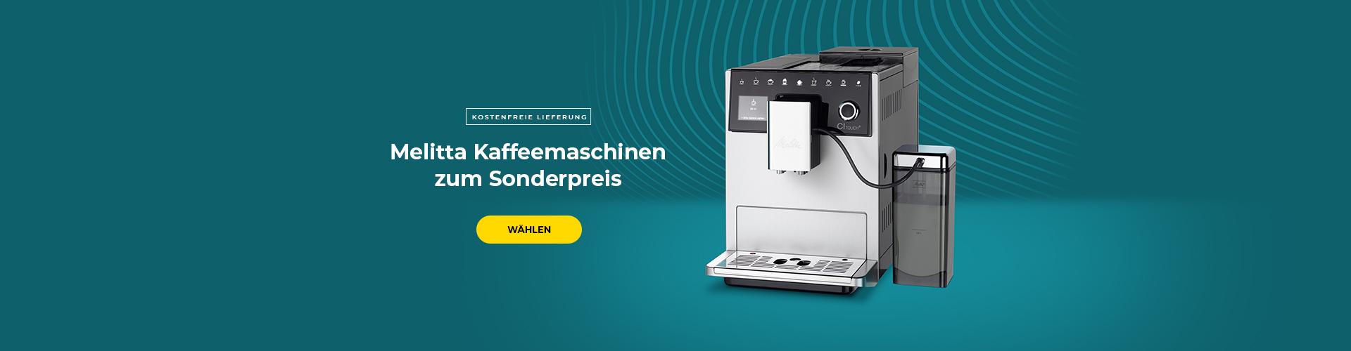 Melitta Kaffeemaschinen zum Sonderpreis